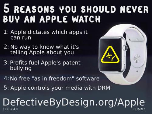 https://www.defectivebydesign.org/apple