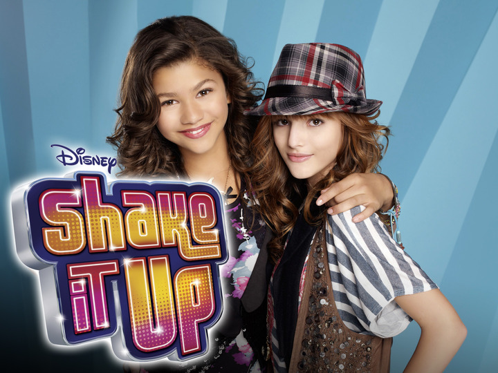 shake it up the show