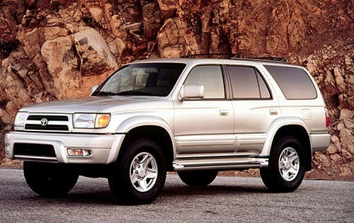 2000 Toyota 4runner Review & Owners Manual