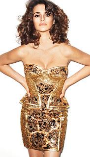 Penelope Cruz's Slim Body