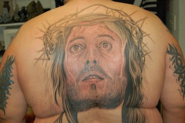 Tatuajes Para Cristianos Jesustatoo