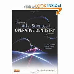 Sturdevant's Art and Science of Operative Dentistry 6e Ebooks Download