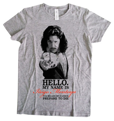 Camiseta Iñigo Montoya La Princesa Prometida