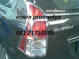 Toyota All New Avanza Garnis