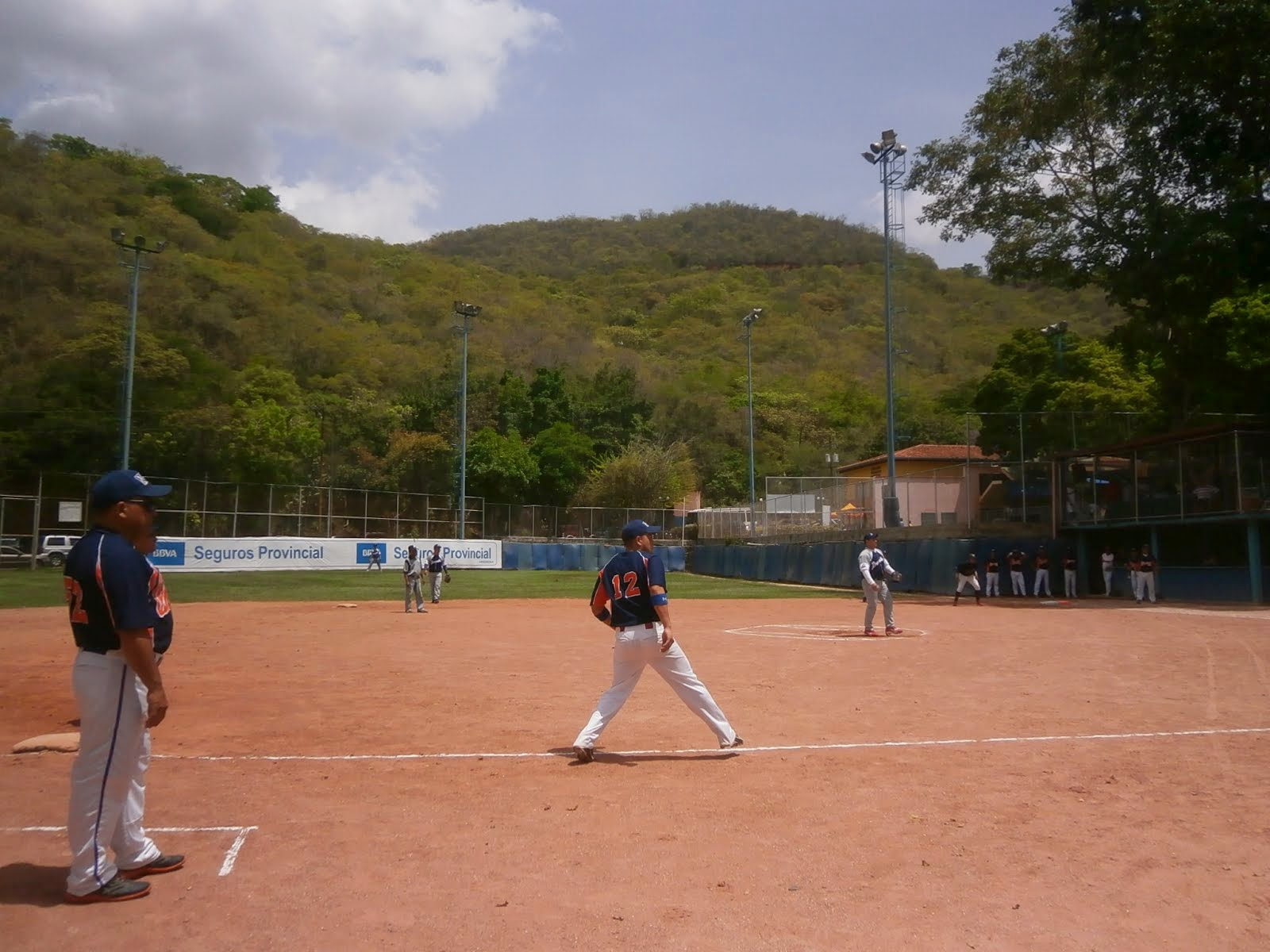 FOTO SOFTBOL