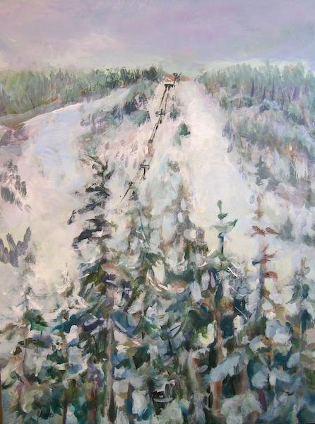 Cypress Ski Hill