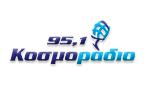 Ακούστε live Cosmoradio 95,1 Greek Pop Περιοχή: Θεσσαλονίκη Web: cosmoradio.gr