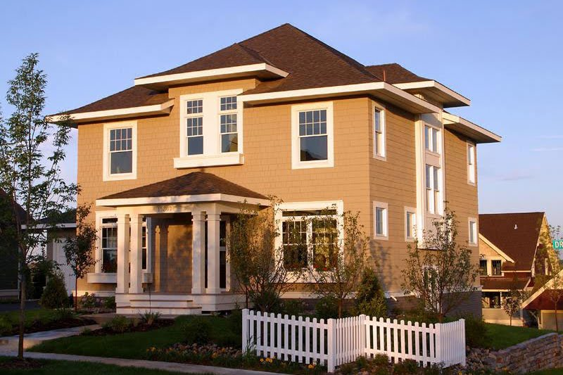 Simply elegant home designs blog best house plans no for Four square home designs