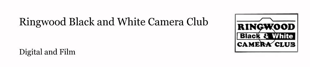 Ringwood Black and White Camera Club