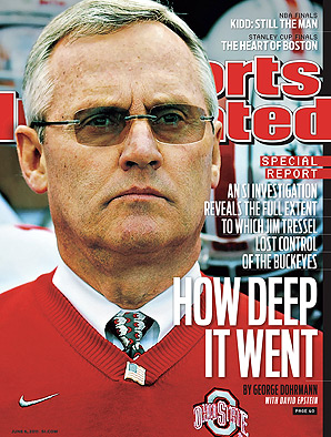 Sports Illustrated's Tressel investigation unleashed on the internet.