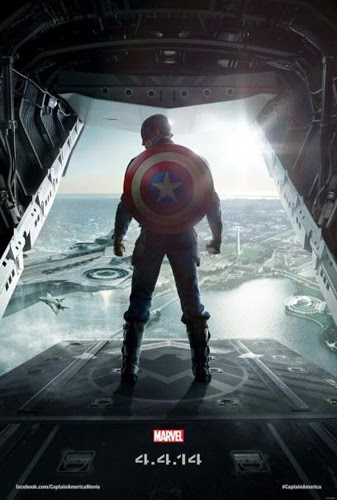 Captain America: The Winter Soldier (2014) di Bioskop