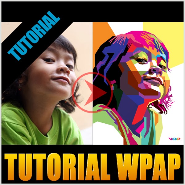 Tutorial WPAP - Album Kolase Wedding Prewedding PSD