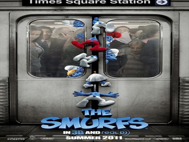 The Smurfs Movie 2011