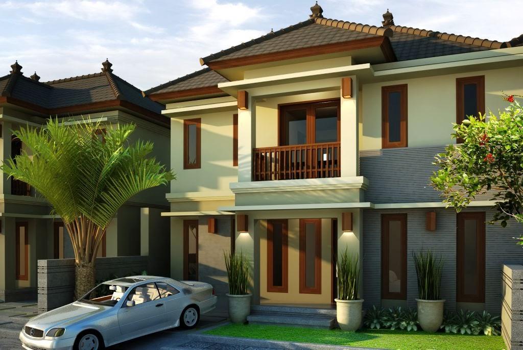 Model Depan Rumah Minimalis