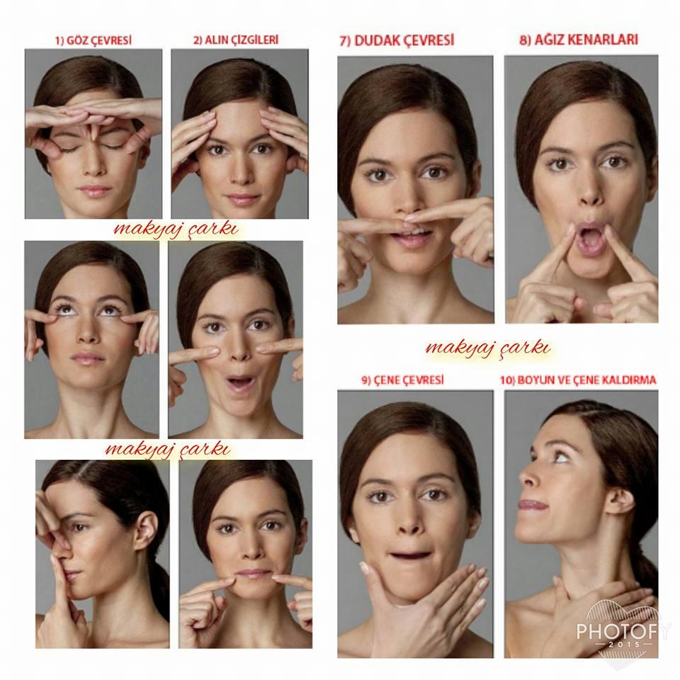 Dudak Büyütme Egzersizleri: Dudak Dolgunlaştırıcı Hareketler