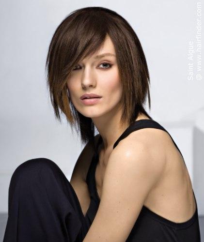 Coupe de cheveux ~ modele Coiffures cheveux