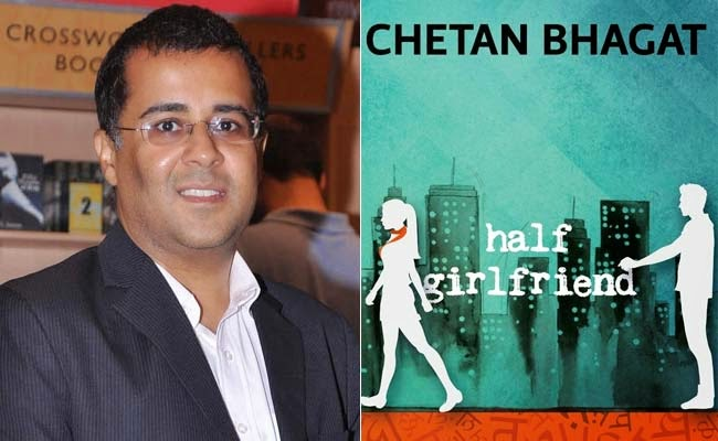 Chetan Bhagat, Half Girlfriend
