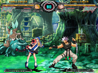 Screenshoot 2 - Guilty Gear X2 Reload | www.wizyuloverz.com