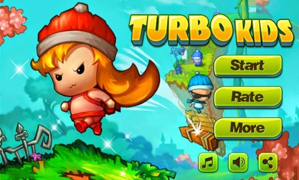 Turbo Kids Title Image