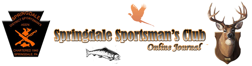 Springdale Sportsman's Club Journal