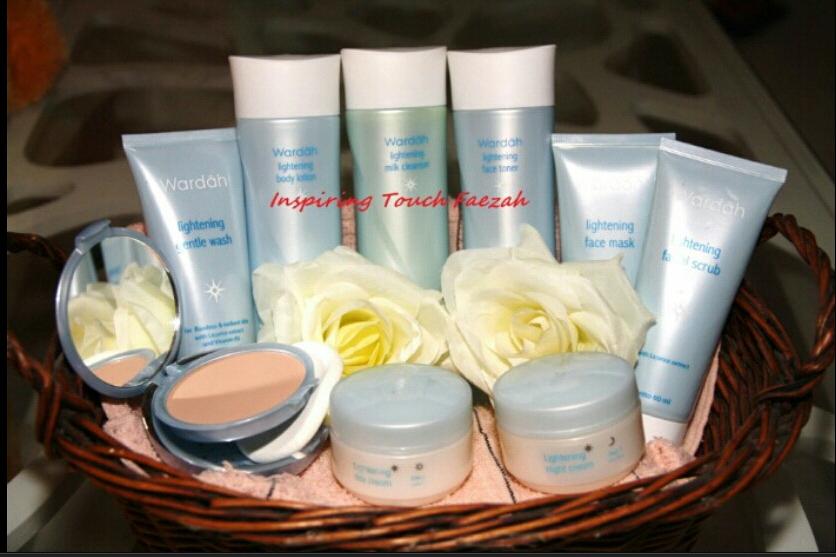 WARDAH Johor Skincare Amp Cosmetic Wardah Lightening Series