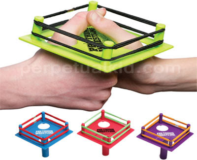 Ring para lucha de pulgares la guarida geek - Westling muebles ...