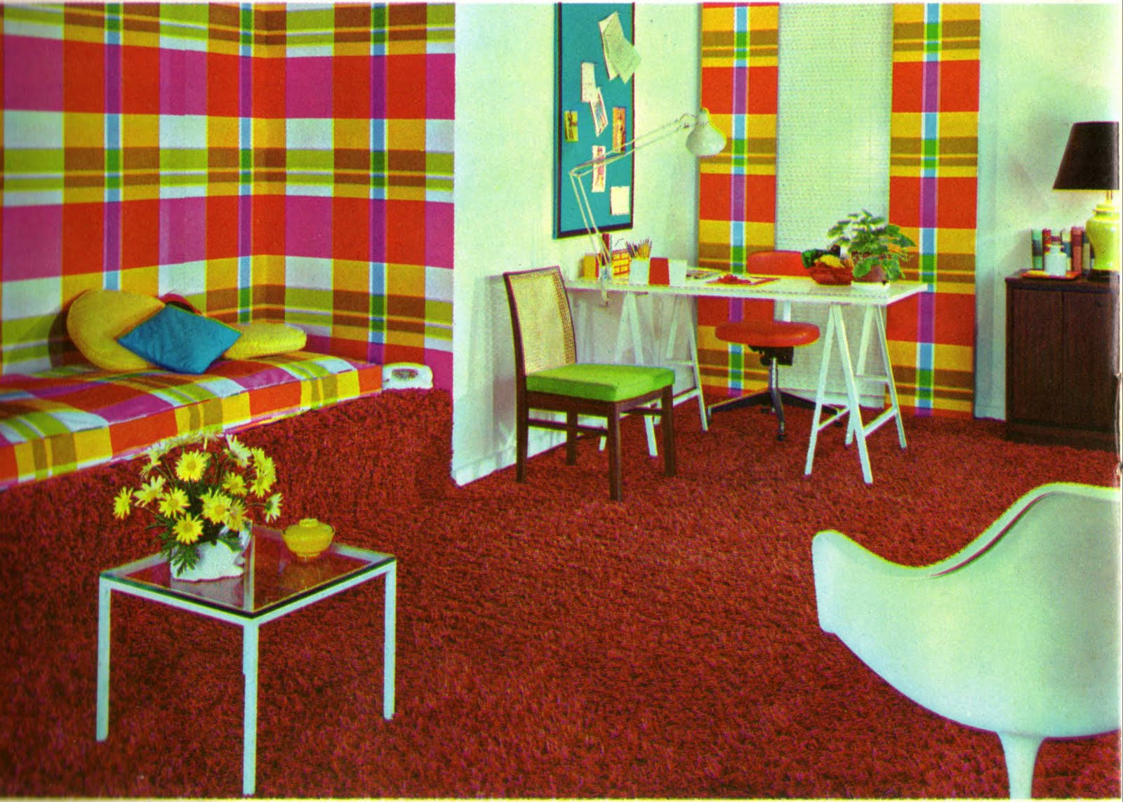 Some interior decorating tips from 1969