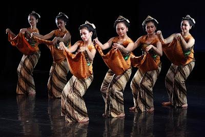 tarian jawa, Sejarah Terbentuknya Pulau Jawa