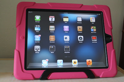 Griffin Survivor iPad 2 Case Review – Durable & Great for Kids!