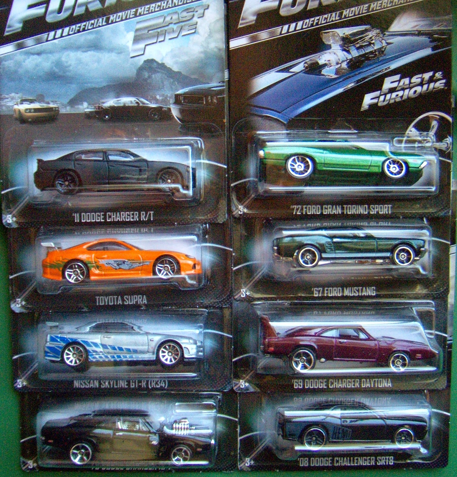 two lane desktop quick look hot wheels the fast and. Black Bedroom Furniture Sets. Home Design Ideas