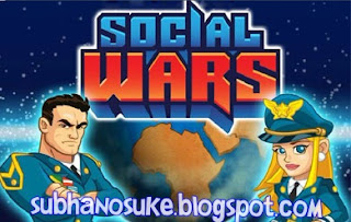 Cheat Unit Rare Social Wars Game Facebook