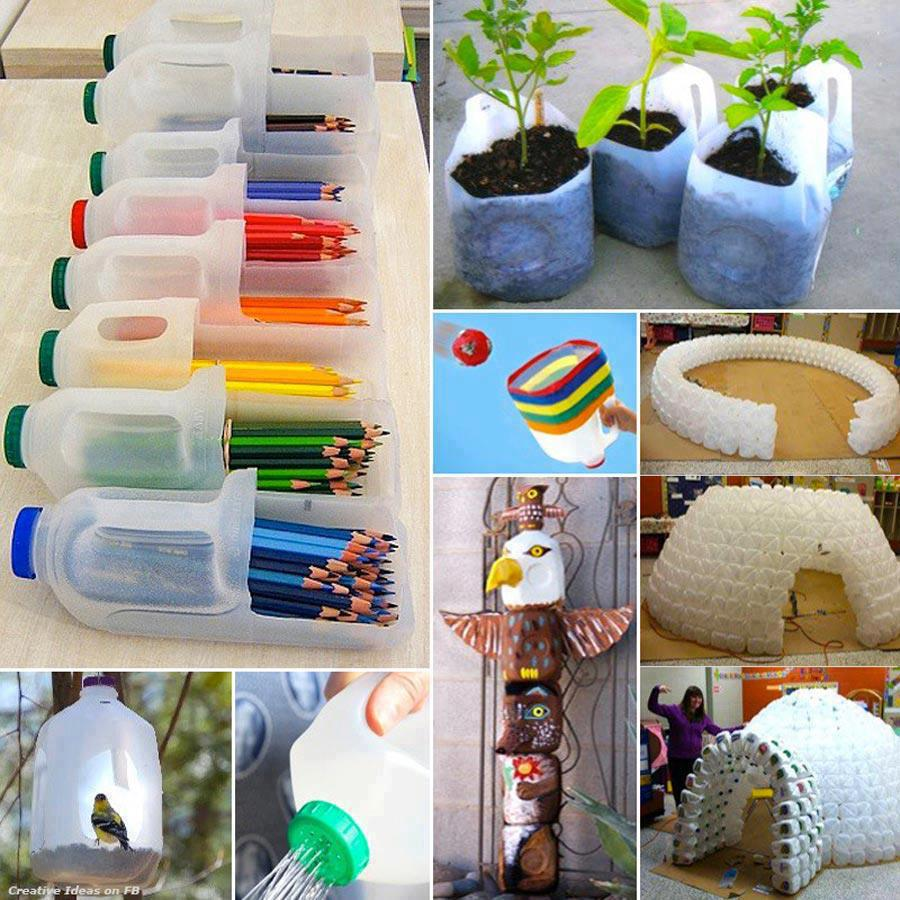 Creativity+Recycling Ideas ♥