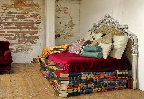 Libros muebles