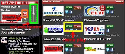 Cara Mudah Dengerin Radio Online via Internet