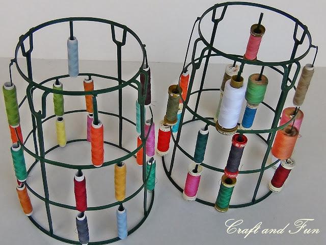 Creare un porta spolette con il riciclo creativo