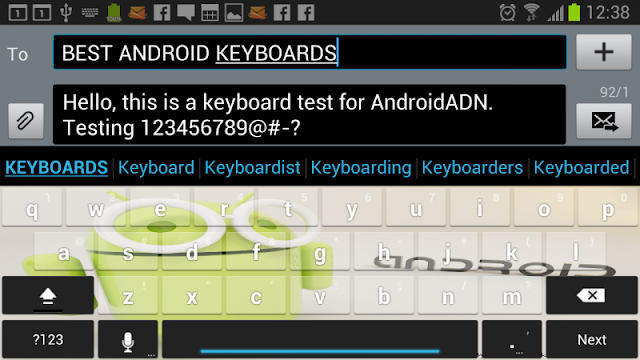 TOP 10: The Best Keyboards for Android