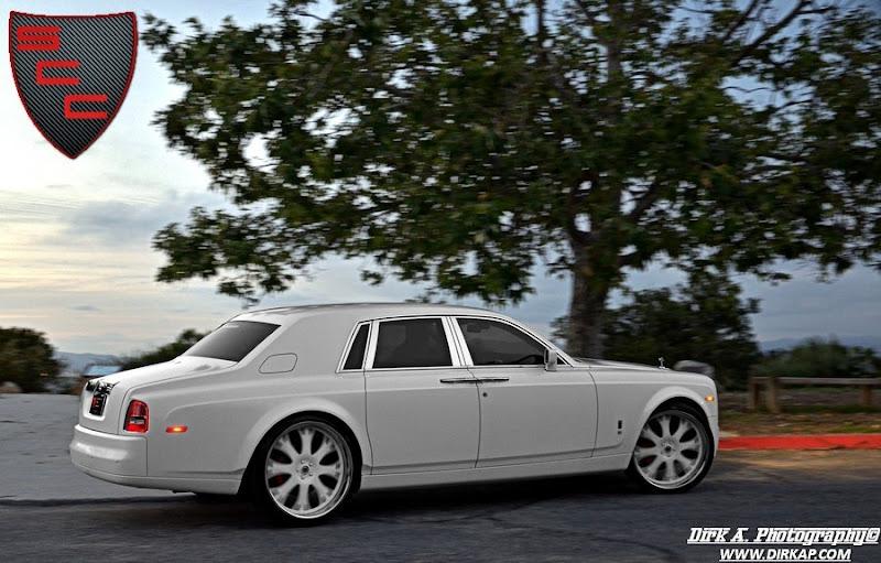 Phantom Project SCC Rolls-Royce