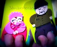 marionetas para dedos-