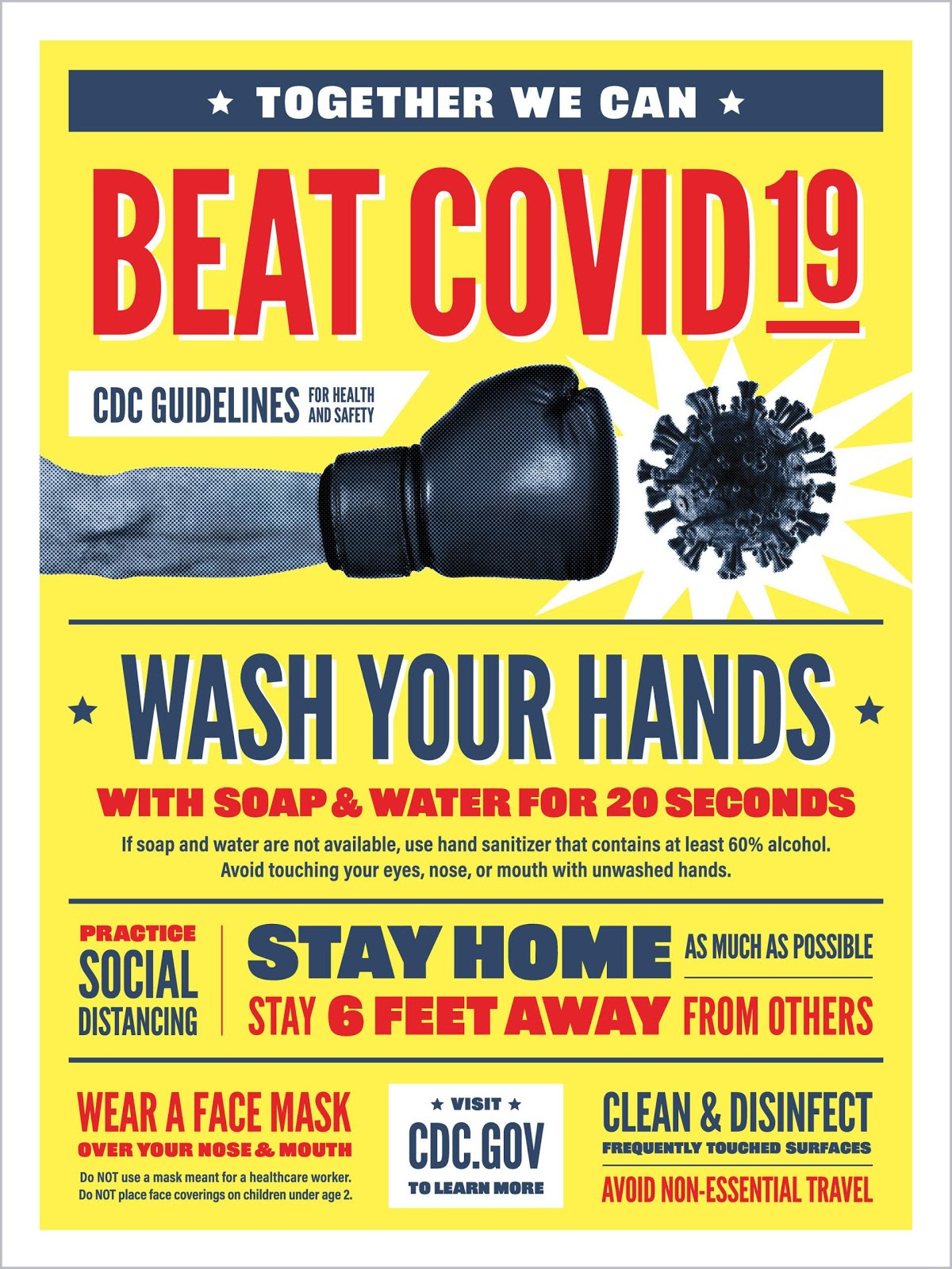 BEAT COVID-19