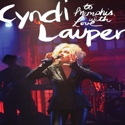 Cyndi Lauper – To Memphis, With Love (2011)
