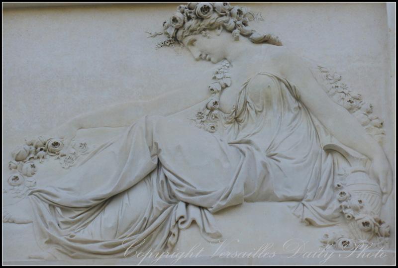 Flora Belvedere Petit Trianon Versailles