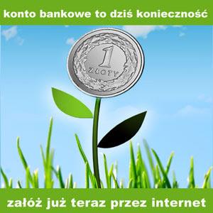 Internetowe konto w banku