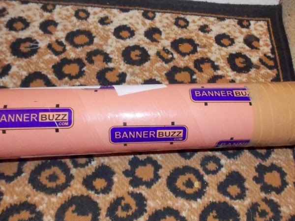 Banner Buzz packaging review