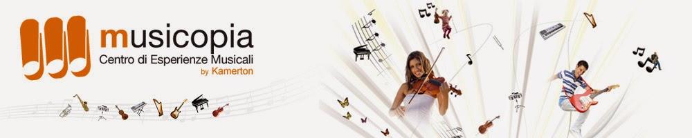 Scuola di Musica MUSICOPIA Pescara