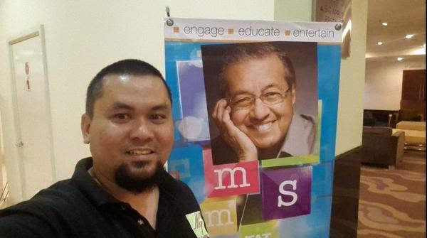 Shakiddo Tun M MSMW2015