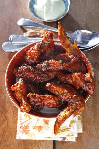 Chipotle Wings Recipe
