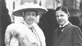 Helene et Georg Wilhelm zu Waldeck und Pyrmont
