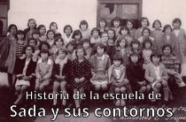 Escuela de Sada y sus contornos