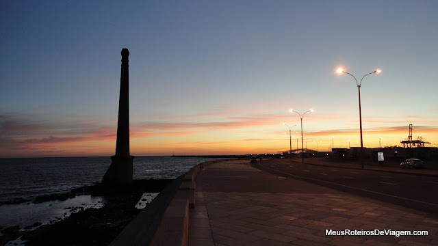 Rambla de Montevidéu, Uruguai