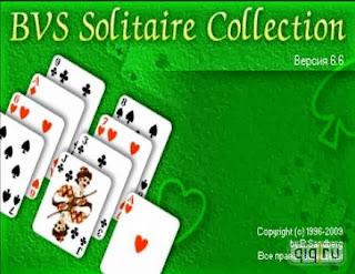 لعبة السوليتير BVS Solitaire Collection